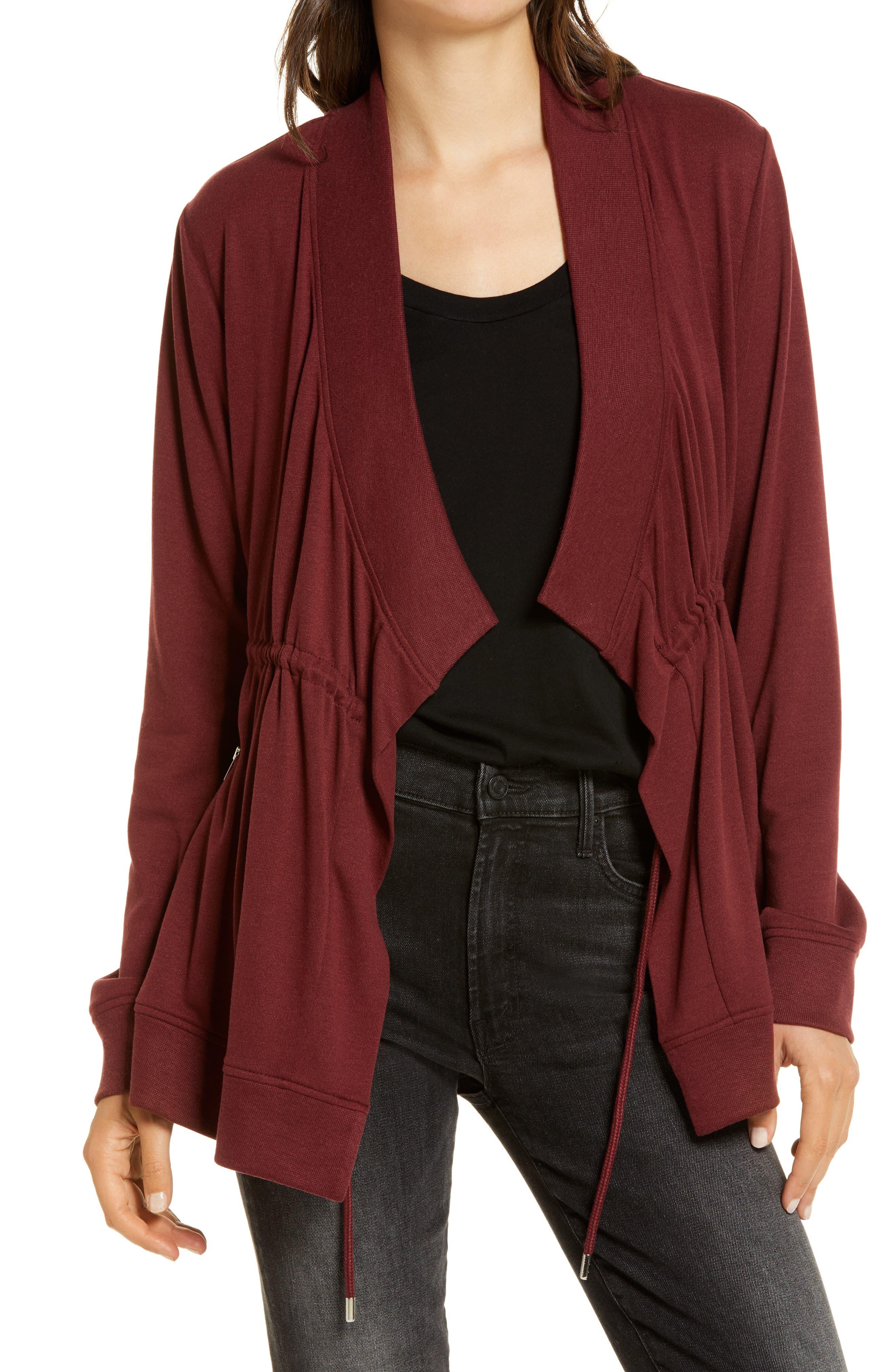 Image of ALLSAINTS Gina Drape Jacket