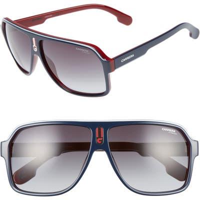 Carrera Eyewear 1001/s 62Mm Sunglasses - Blue Red