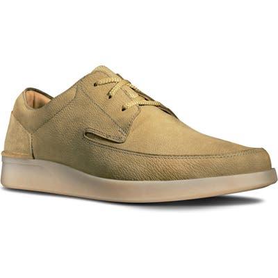 Clarks Oakland Craft Sneaker, Brown