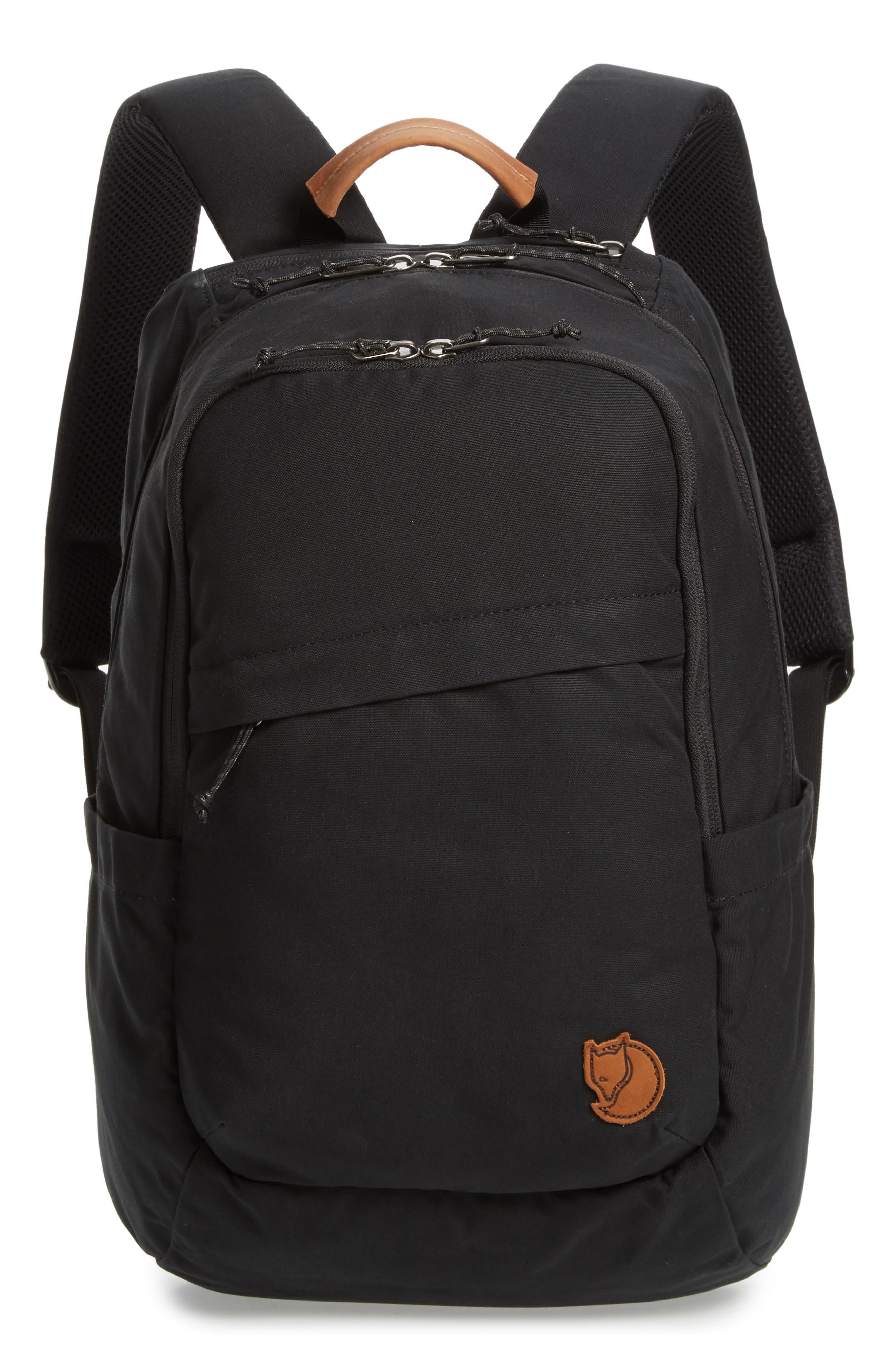 Räven 20L Backpack, Main, color, BLACK