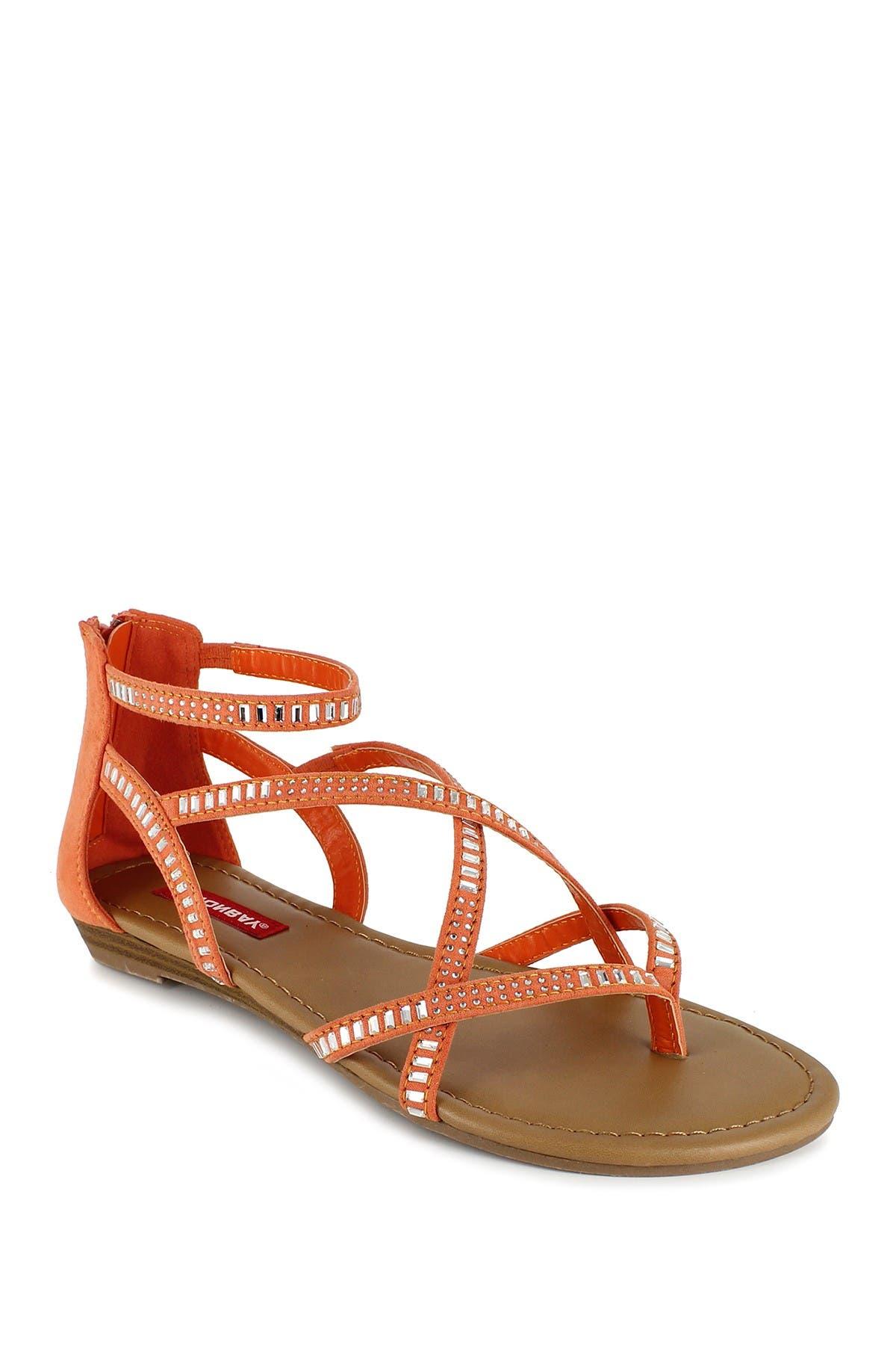 Image of Unionbay Ludlow Crystal Embellished Sandal