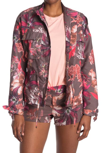 Image of Maaji Conquest Floral Amaranth Jacket
