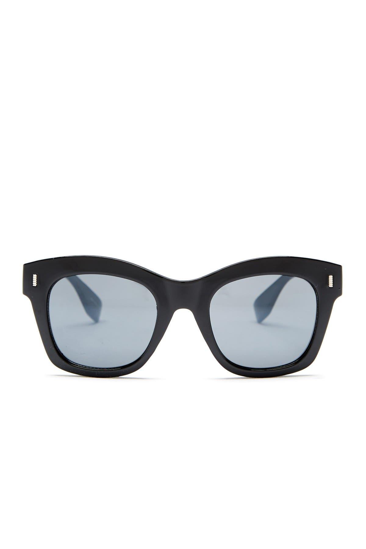 Image of Joe's Jeans 51mm Retro Sunglasses