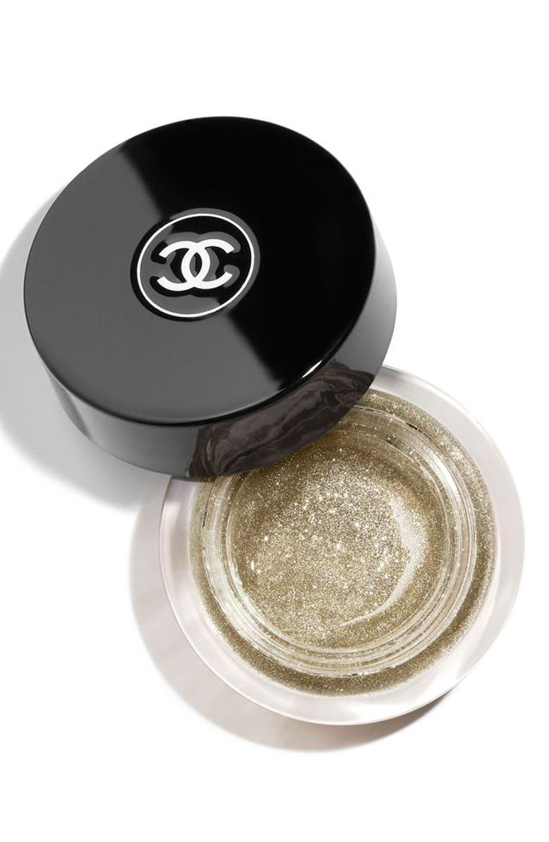 CHANEL LE GEL PAILLETÉ <br />Transparent Shimmering Gel, Main, color, NO COLOR