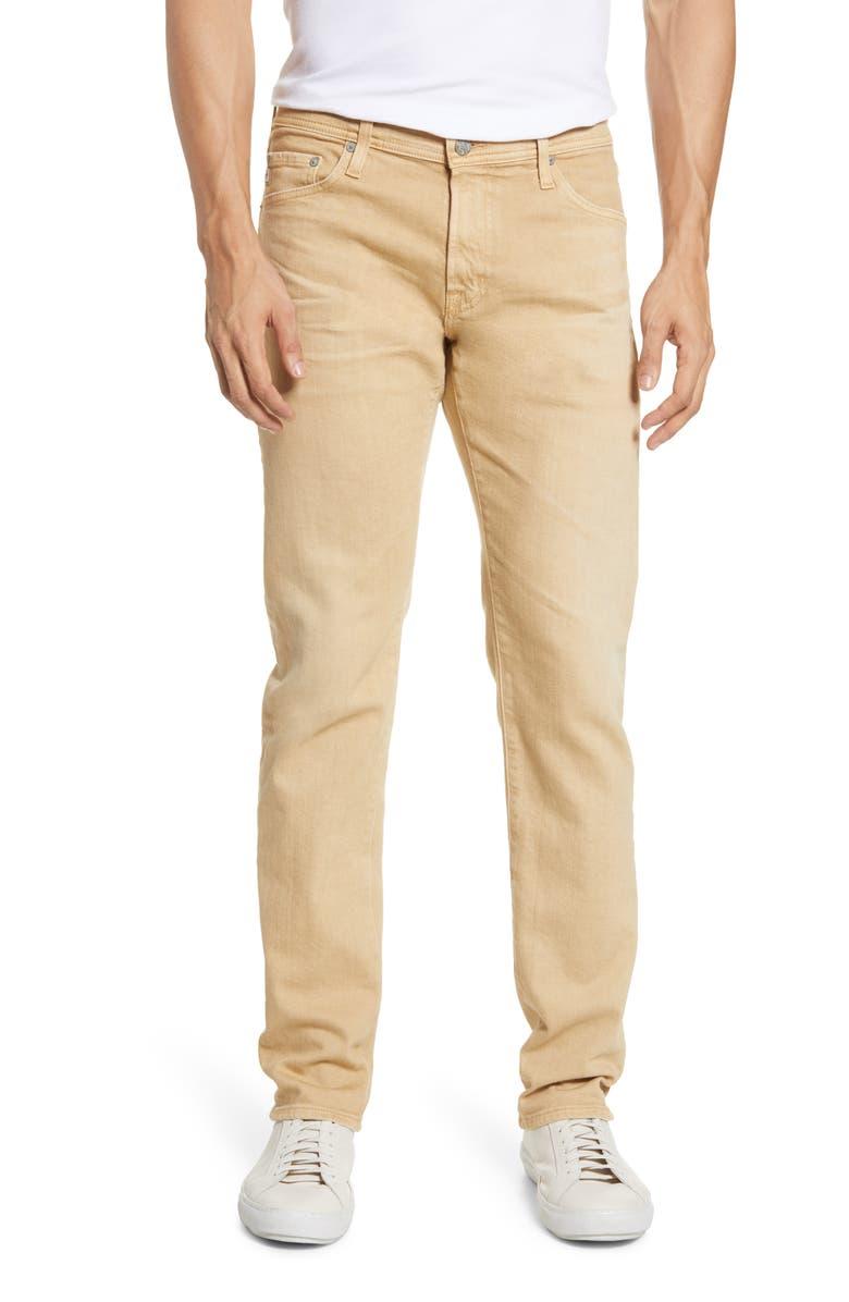 AG Tellis Slim Fit Jeans, Main, color, 295