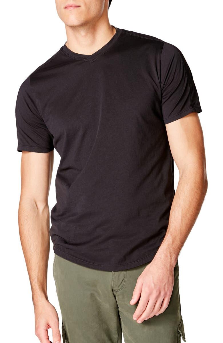 GOOD MAN BRAND Hi Vee Slim Fit T-Shirt, Main, color, 001