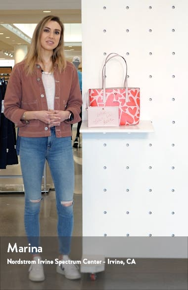 small molly ever fallen tote, sales video thumbnail