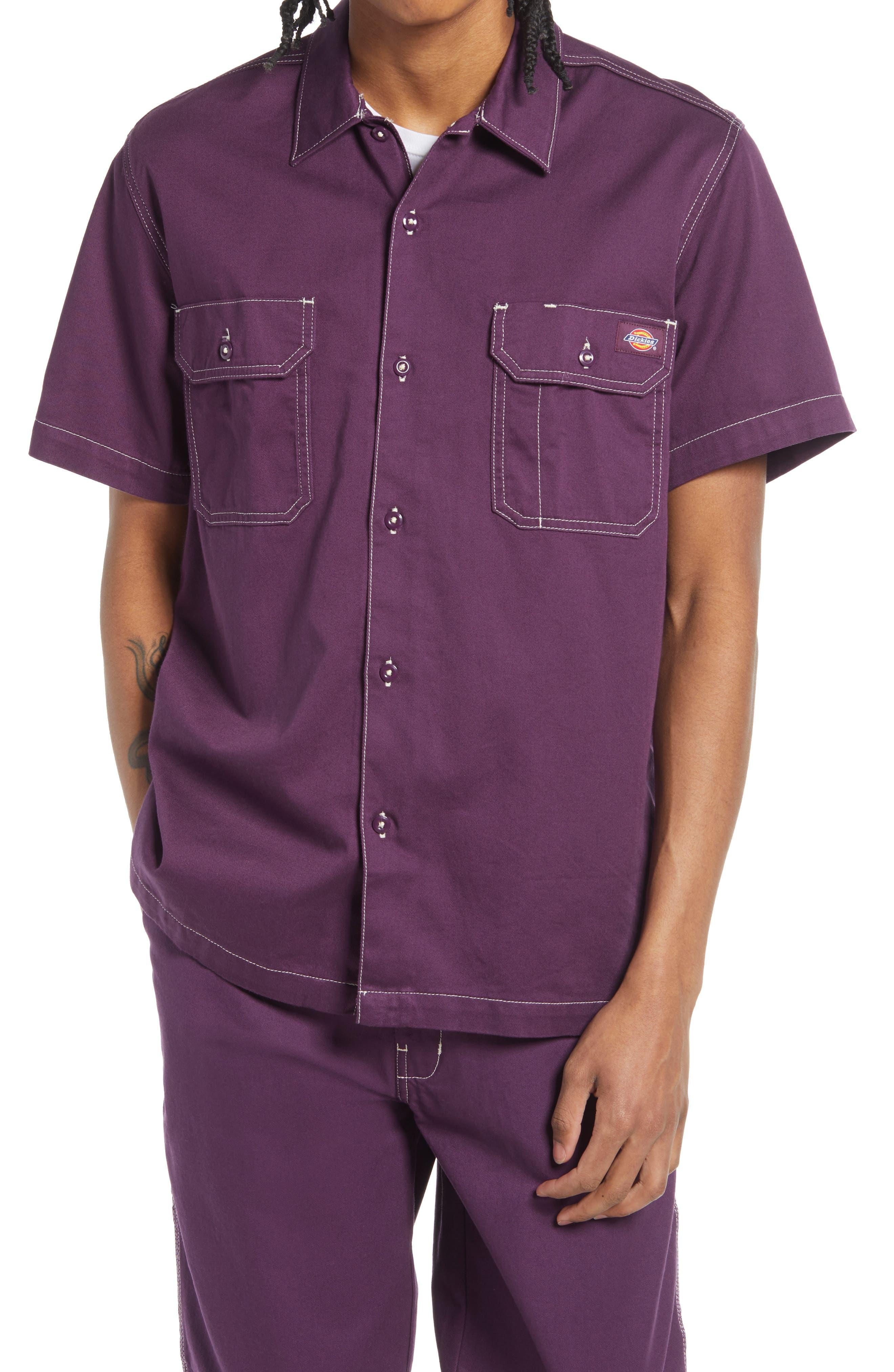 R2R Short Sleeve Work Shirt