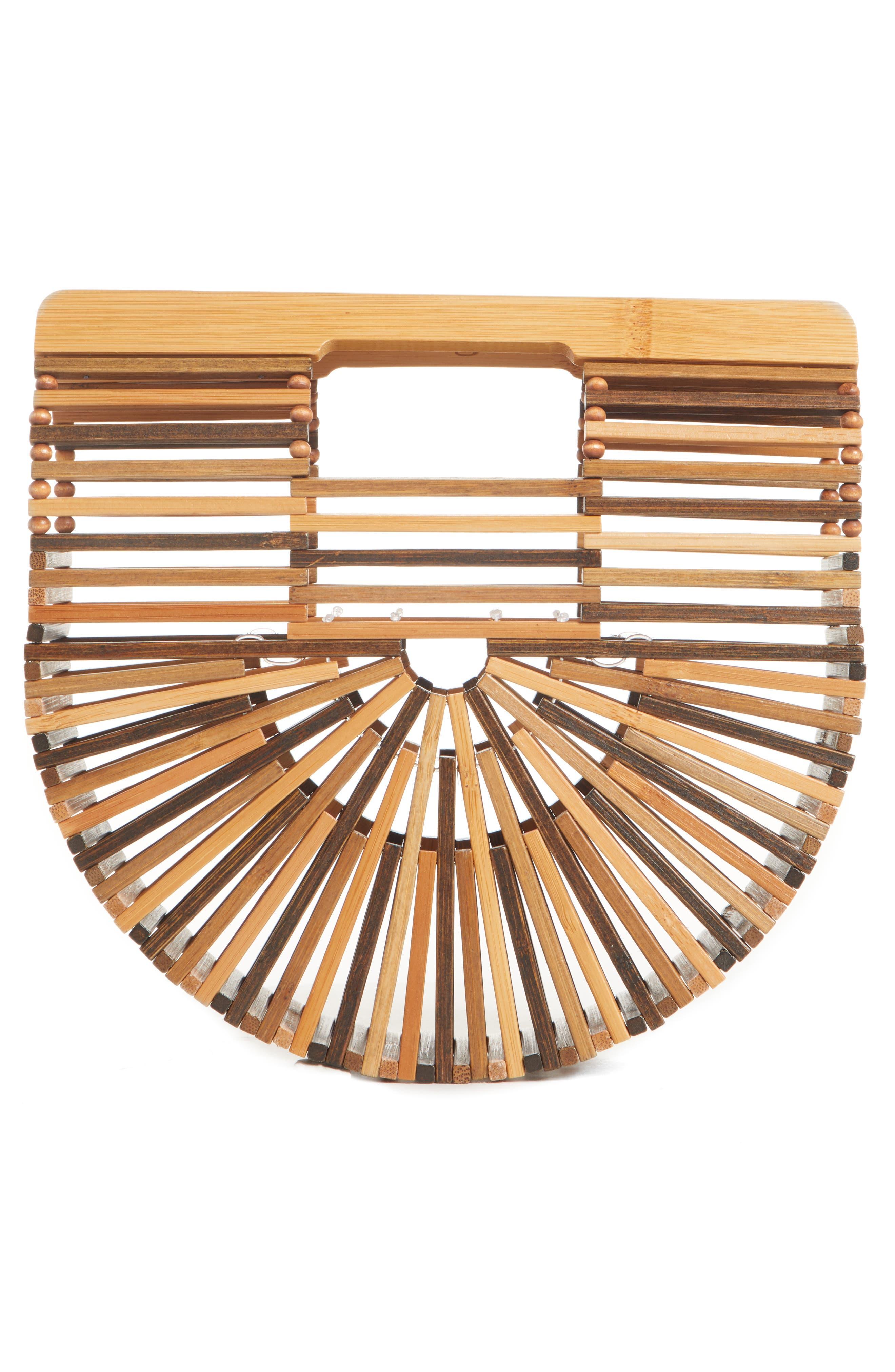 ,                             Mini Ark Handbag,                             Alternate thumbnail 9, color,                             001