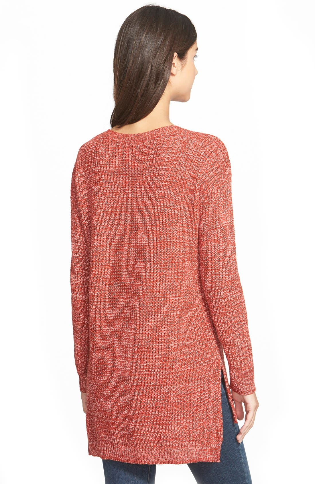 ,                             Textured Knit Pullover,                             Alternate thumbnail 29, color,                             610