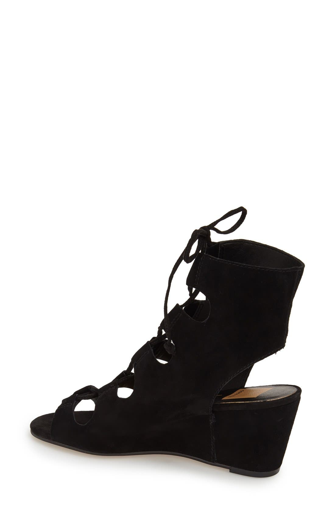 ,                             'Louise' Ghillie Wedge,                             Alternate thumbnail 2, color,                             001