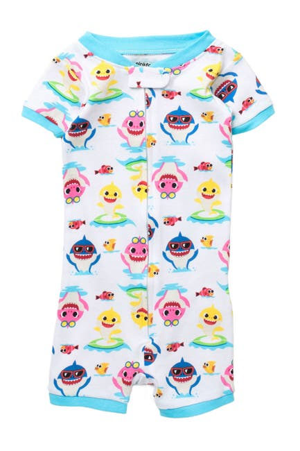 Image of AME Baby Shark Romper