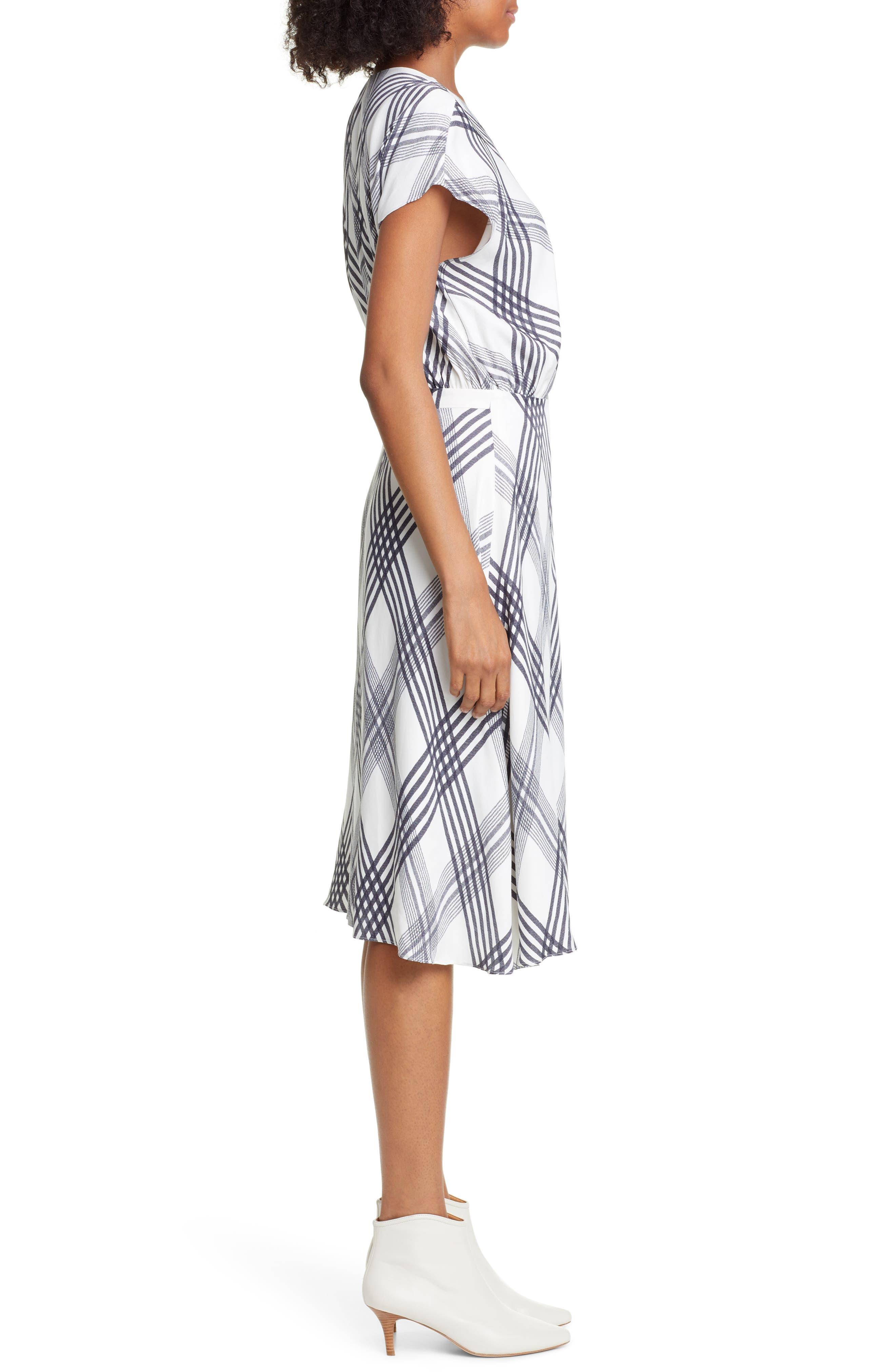 ,                             Bethwyn B Wrap Dress,                             Alternate thumbnail 4, color,                             900