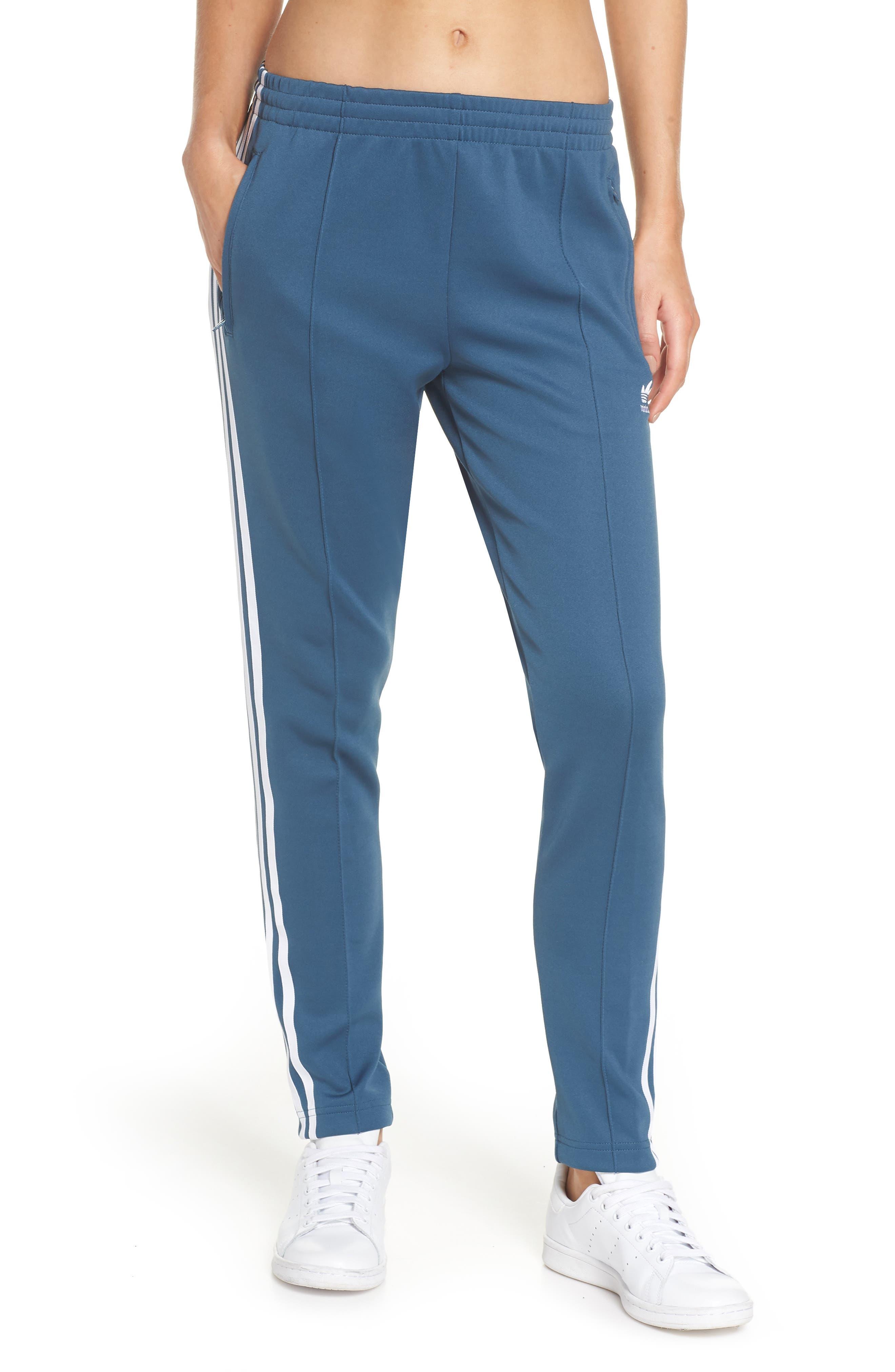 ,                             adidas SST Track Pants,                             Main thumbnail 48, color,                             401