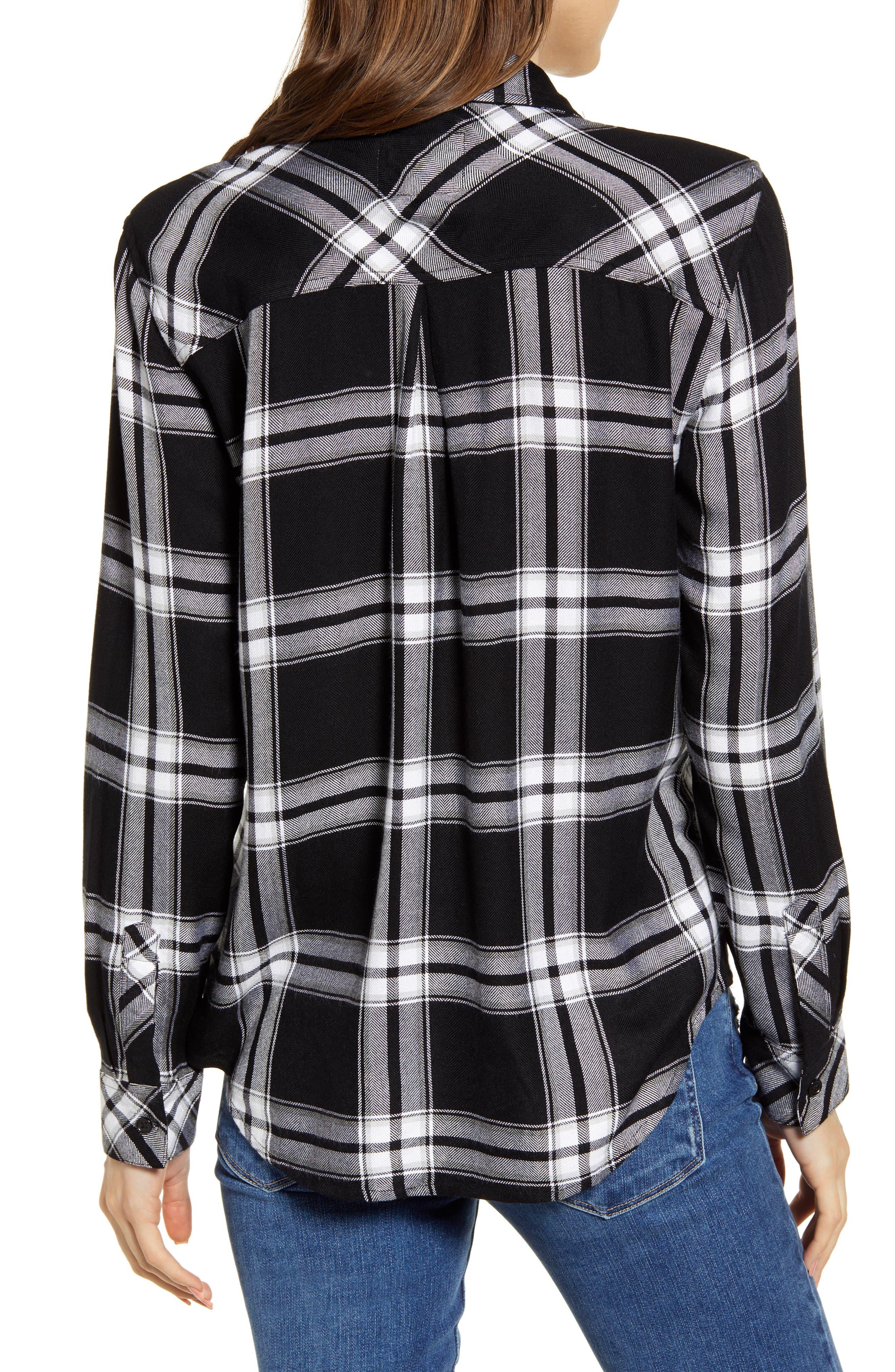 ,                             Hunter Plaid Shirt,                             Alternate thumbnail 85, color,                             117