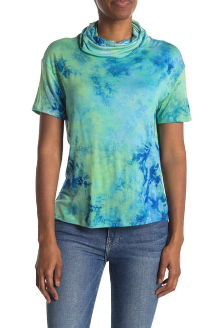 Image of MAX & ASH 2-In-1 Adult Face Mask Slouchy T-Shirt
