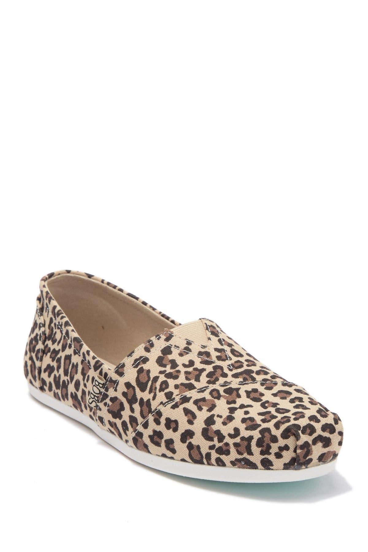 Skechers | Bobs Plush Hot Spot Leopard