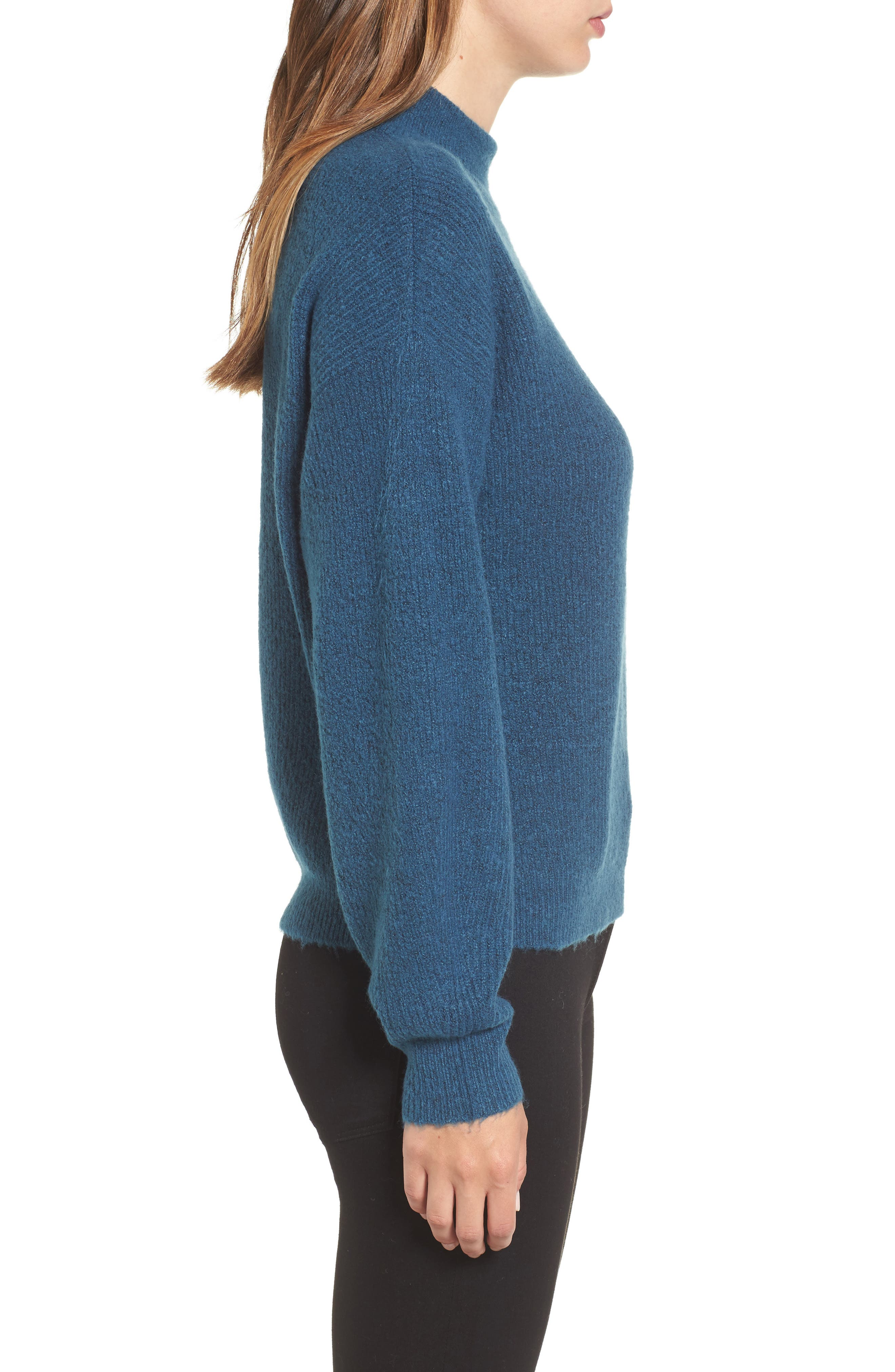 ,                             Cozy Ribbed Pullover,                             Alternate thumbnail 9, color,                             402