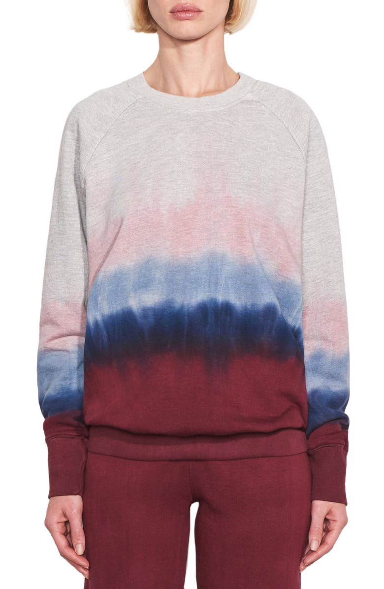 SUNDRY Raglan Sleeve Pullover, Main, color, 930