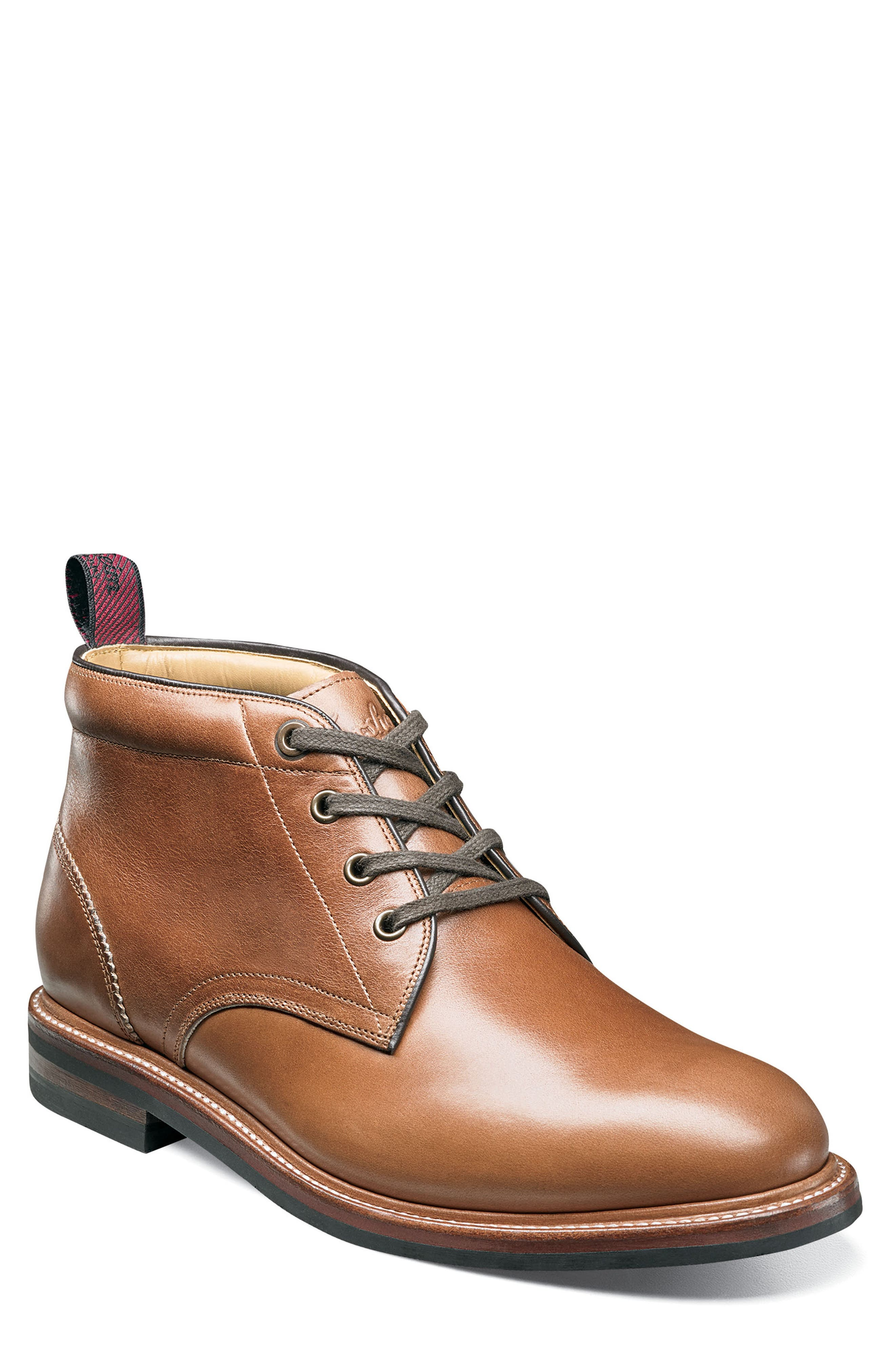 Florsheim Foundry Leather Boot, Brown