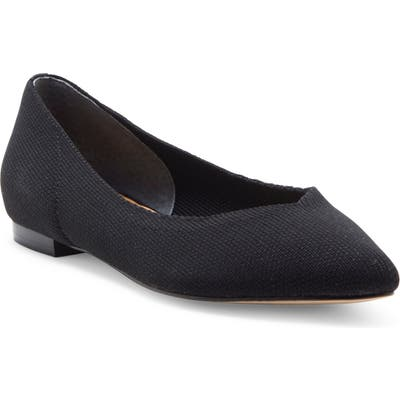 Cc Corso Como Julia Knit Flat, Black