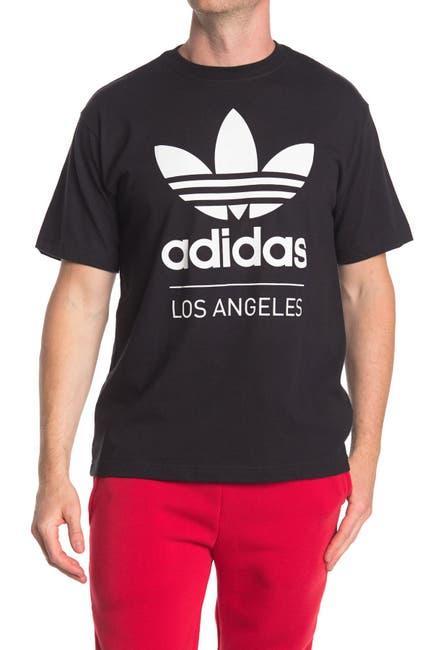Image of adidas New Stacked LA T-Shirt