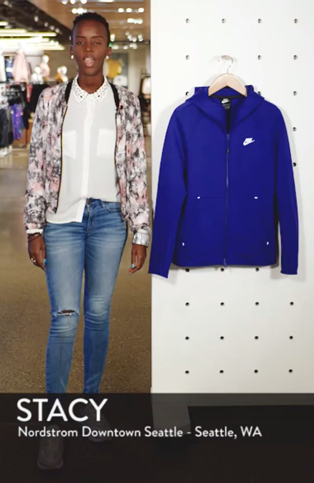 Sportswear Tech Fleece Zip Hoodie, sales video thumbnail