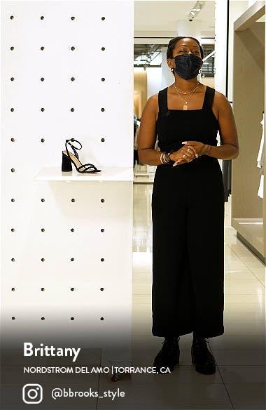 Kia Ankle Strap Sandal, sales video thumbnail