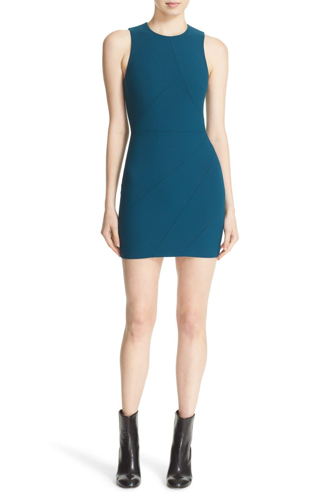 Image of Cinq a Sept Sleeveless Sheath Dress