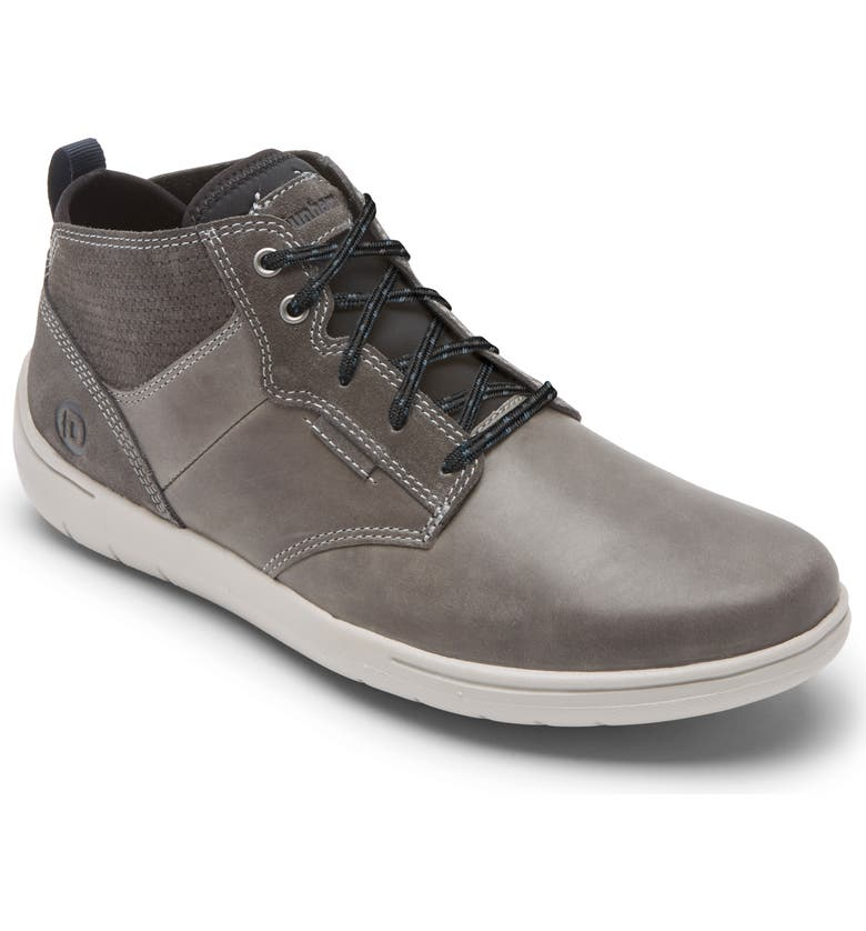 DUNHAM Fitsmart Chukka Boot, Main, color, GREY