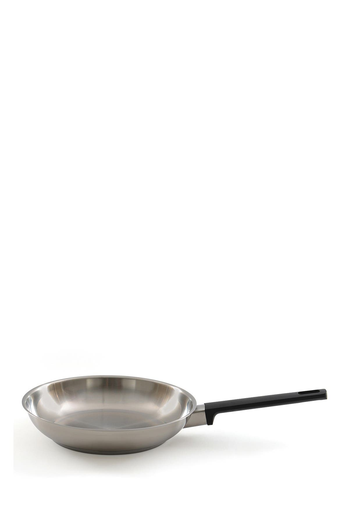 "Image of BergHOFF Silver/Black Ron 10"" Fry Pan"