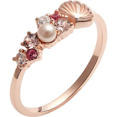 Olivia Burton Shell Bubble Ring