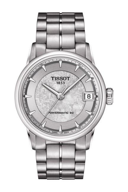 Image of Tissot Women's Luxury Bracelet Watch, 33mm
