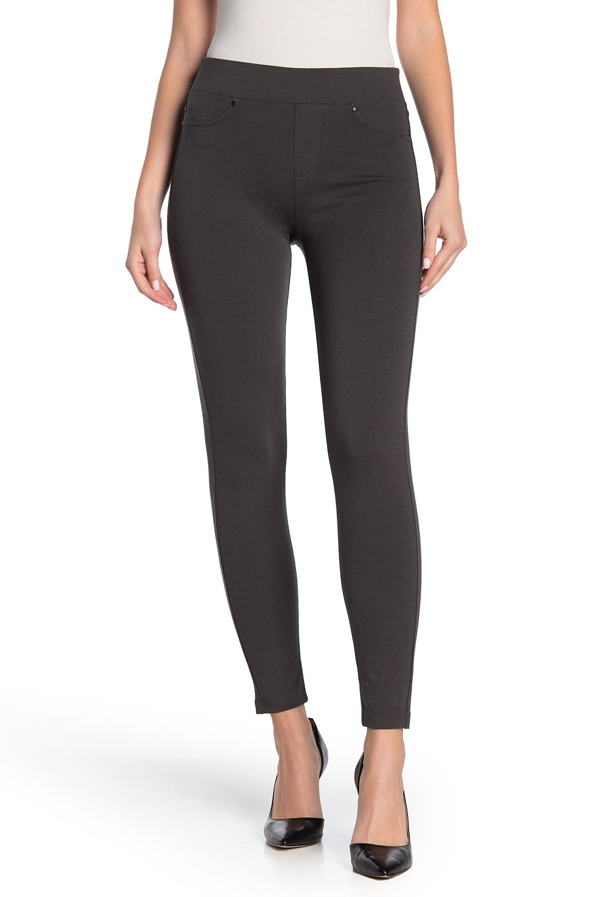 Image of Liverpool Jeans Co Pull-On Knit Leggings