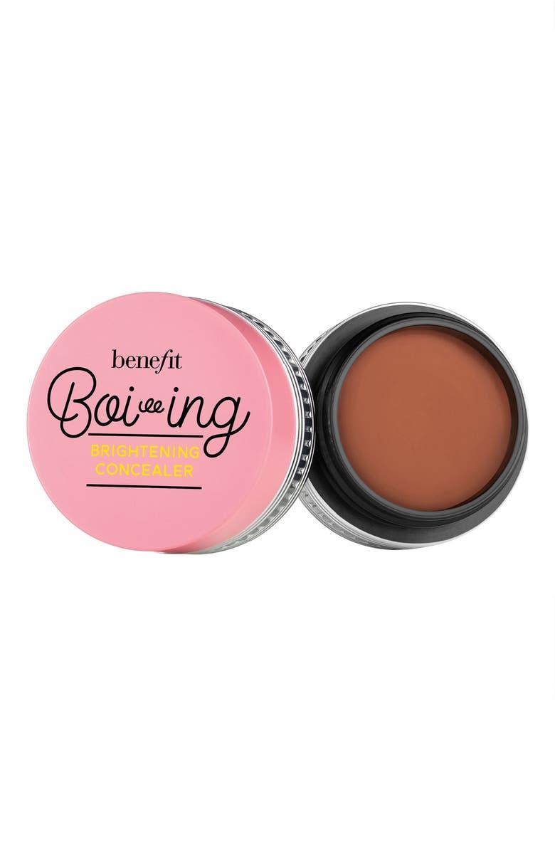 BENEFIT COSMETICS Benefit Boi-ing Brightening Concealer, Main, color, 06 - DEEP