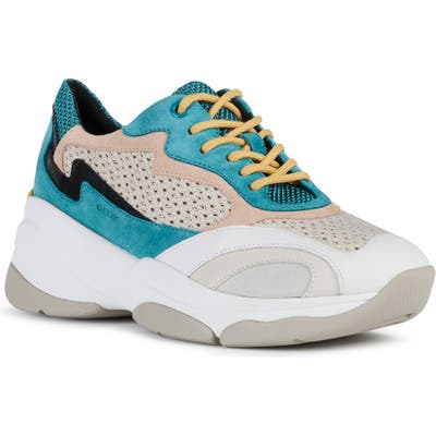 Geox Kirya Sneaker, Blue