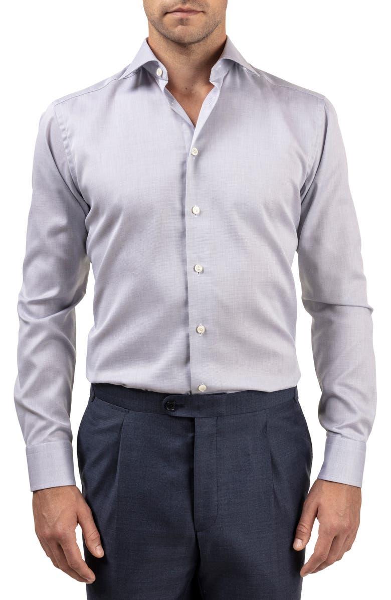 ETON Slim Fit Dress Shirt, Main, color, 400