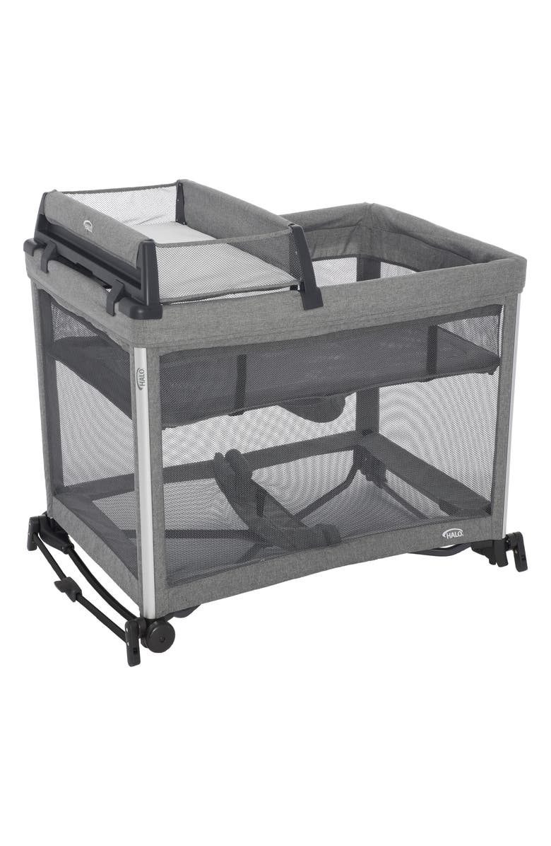 HALO<SUP>®</SUP> DreamNest<sup>™</sup> Plus Open Air 3-in-1 Sleep System, Main, color, GREY