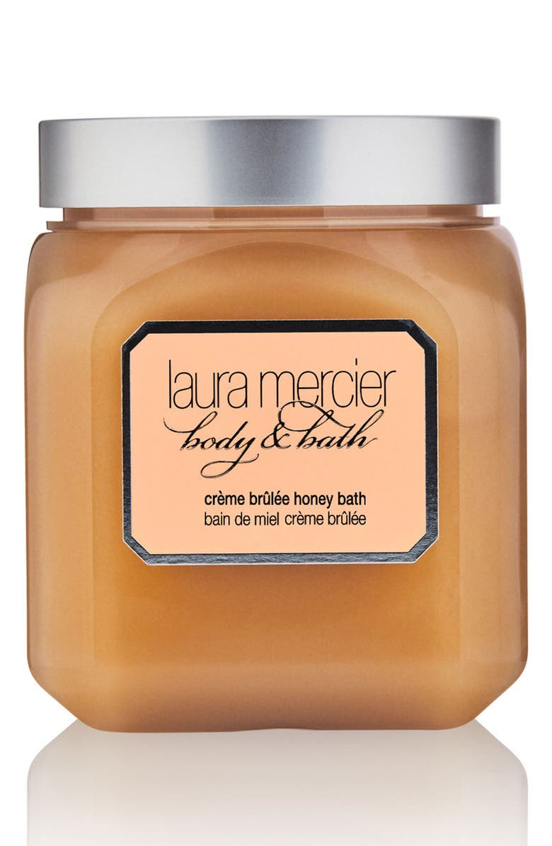 LAURA MERCIER Crème Brûlée Honey Bath, Main, color, NO COLOR