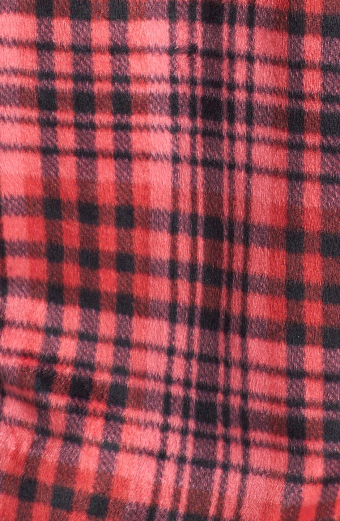 ,                             Long Sleeve Microfleece Pajamas,                             Alternate thumbnail 39, color,                             621