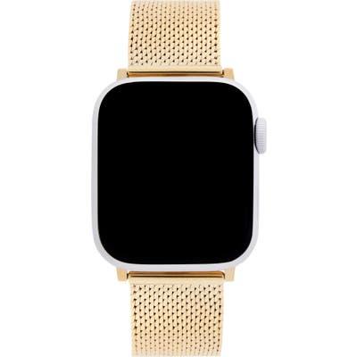 Rebecca Minkoff Milanese Mesh Apple Watch Bracelet