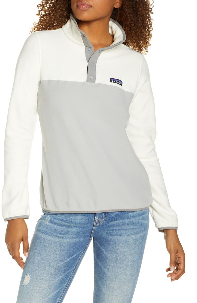 PATAGONIA Micro D<sup>®</sup> Snap-T<sup>®</sup> Fleece Pullover, Main, color, 022