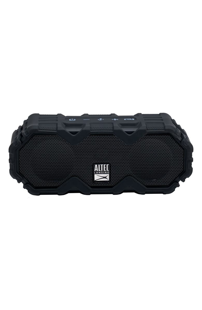 ALTEC LANSING Mini Lifejacket Jolt Bluetooth<sup>®</sup> Speaker, Main, color, BLACK