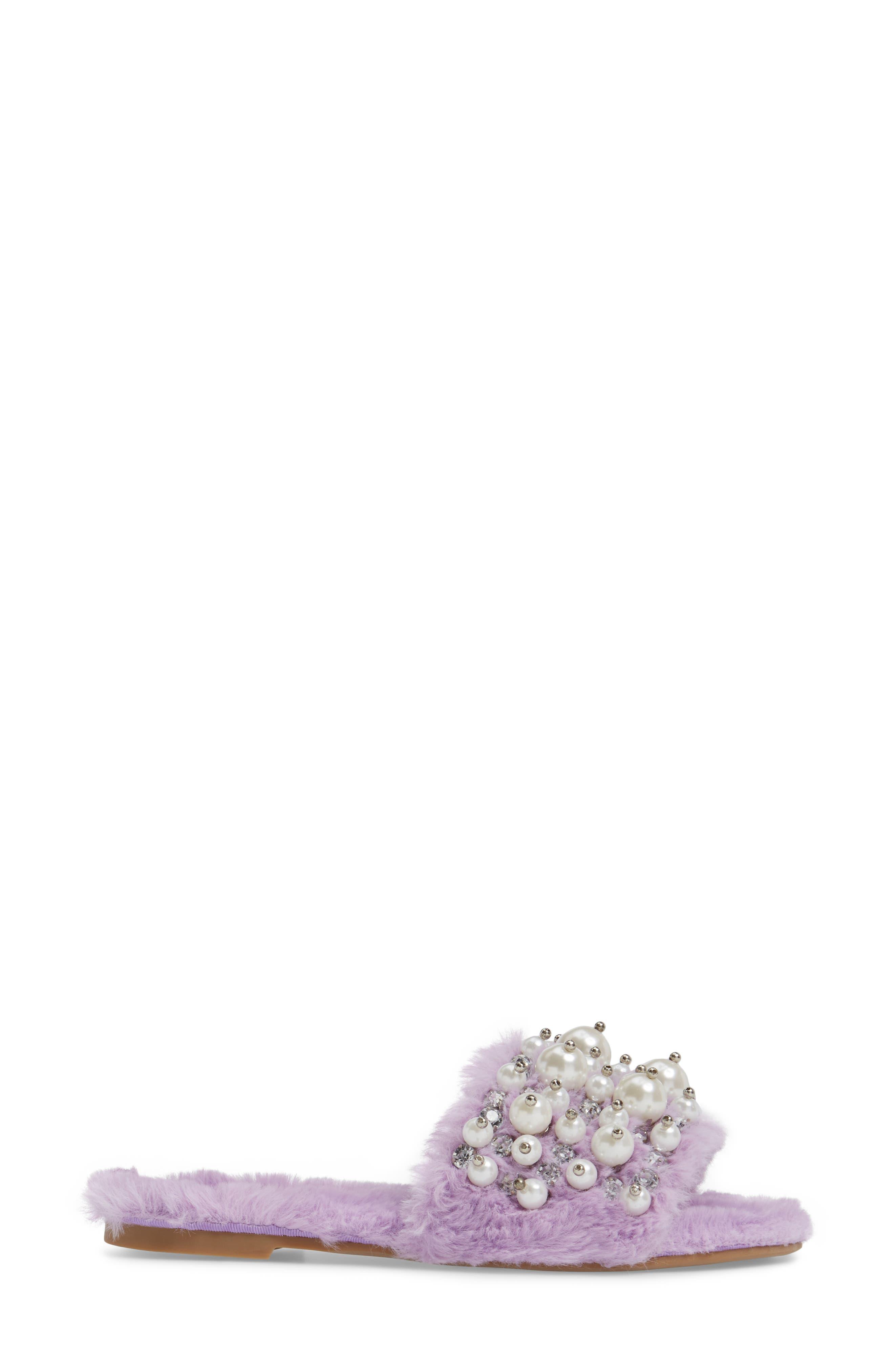 ,                             Facil Embellished Slide Sandal,                             Alternate thumbnail 27, color,                             507