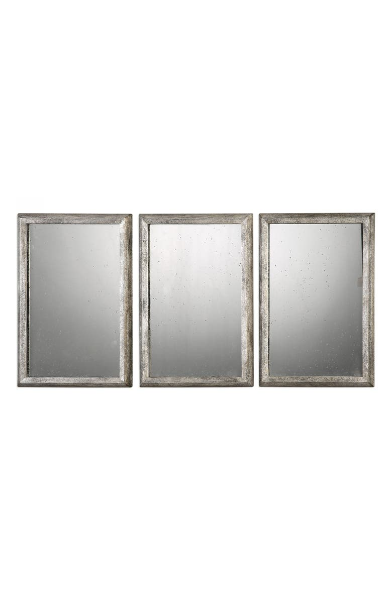 Uttermost Alcona Set Of 3 Vanity Mirrors