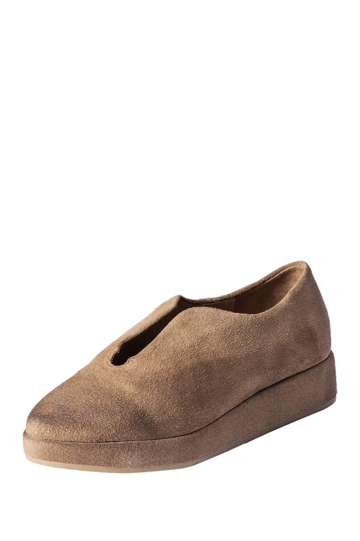 Image of Antelope Suede Flatform Sneaker