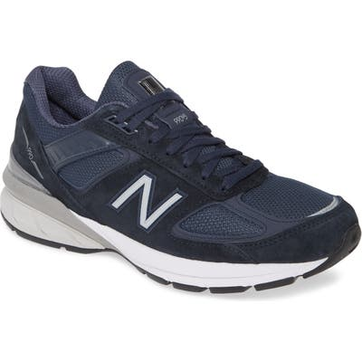 New Balance 990 V5 Made In Us Running Shoe