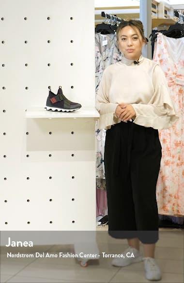 Kinetic High Top Sneaker, sales video thumbnail