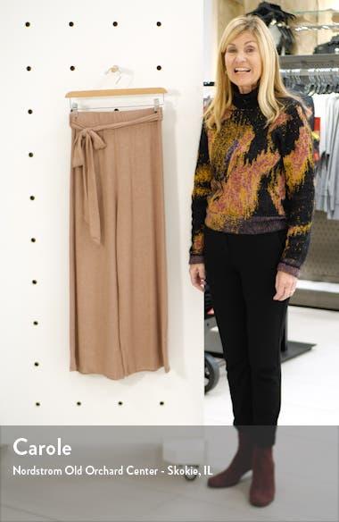 Doris Knit Crop Pants, sales video thumbnail