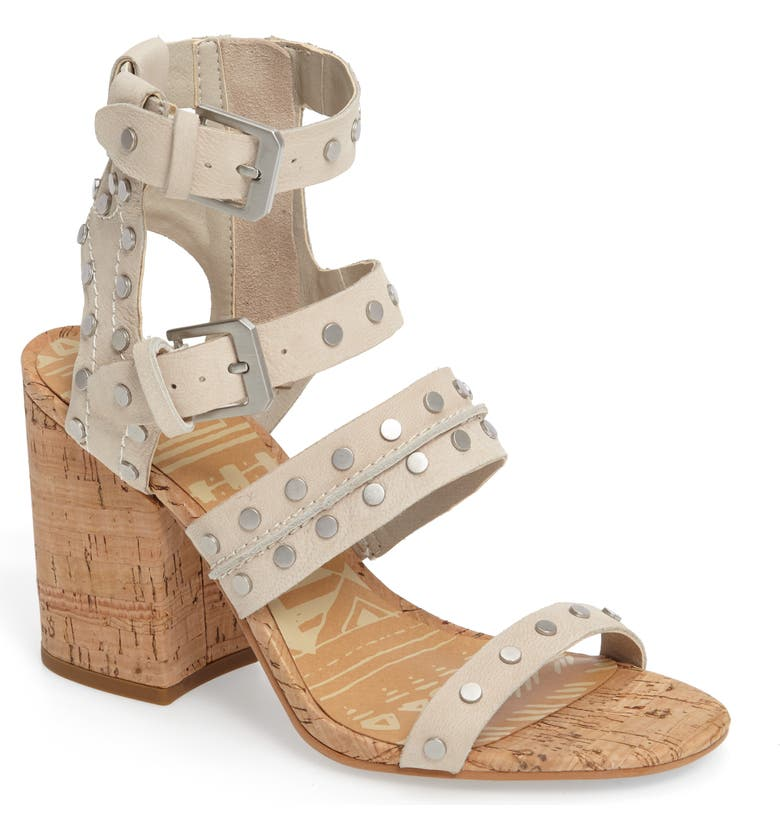 DOLCE VITA Effie Block Heel Sandal, Main, color, 200